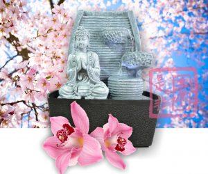 Feng Shui Webwinkel-Fontein-Hua Lotus