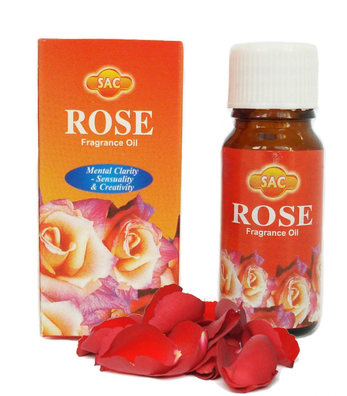 Geurolie Rose