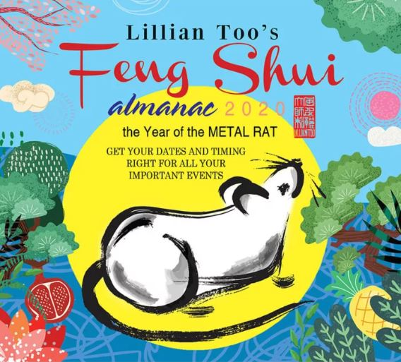 Feng Shui Almanac 2020 (Engels)
