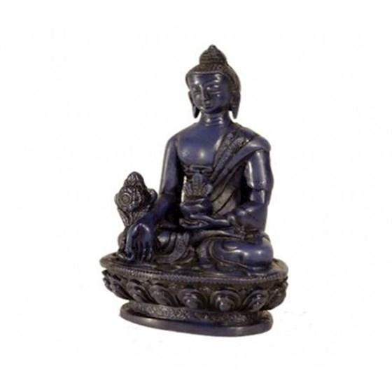 Boeddhabeeldje Medicijn boeddha